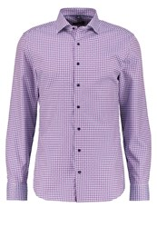 Eterna Slim Fit Shirt Bordeaux