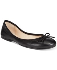Inc International Concepts Mikayla Ballet Flats Only At Macy's Women's Shoes Black