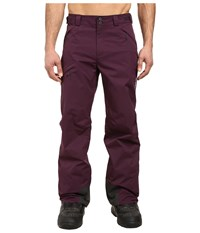Mountain Hardwear Returnia Pants Eggplant Men's Casual Pants Purple