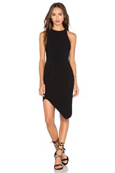 Jay Godfrey Gallagher Dress Black