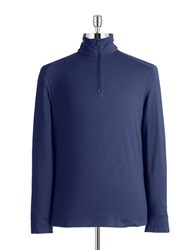 Victorinox Zipper Placket Pullover Signature