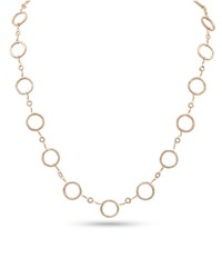 Dominique Cohen 18K Rose Gold Basic Chain Necklace