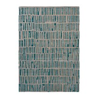 Harlequin Skintilla Rug Kingfisher Grey