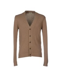 Closed Cardigans Camel