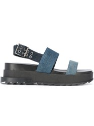 Diesel Dyeletta Sandals Blue