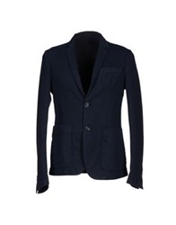 Havana And Co. Blazers Dark Blue