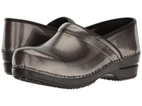 Sanita Smart Step Sable Pro Grey Slip On Dress Shoes Gray