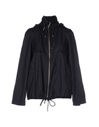 Nuvola Coats And Jackets Jackets Women Dark Blue