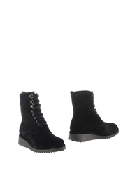 Pons Quintana Ankle Boots Black