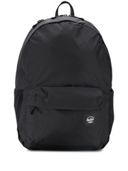 Herschel Supply Co. Medium Logo Patch Backpack Black