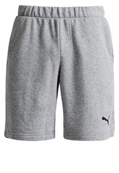 Puma Sports Shorts Medium Gray Heather Grey