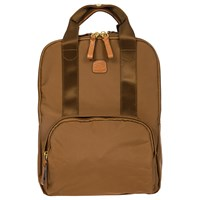 Bric's X Travel Tote Backpack Tan