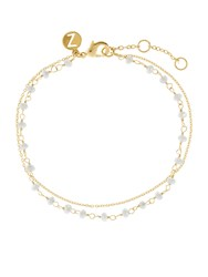 Accessorize Luica Beaded Clasp Bracelet