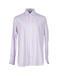 Emma Willis Shirts Shirts Men Purple