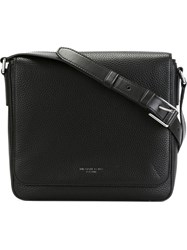 Michael Kors Medium 'Bryant' Messenger Bag Black