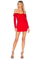 Ale By Alessandra X Revolve Raquel Dress Red