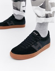 Huf Soto Trainers In Black