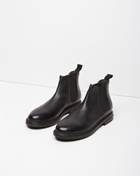 Marsell Cru Chelsea Boot Nero