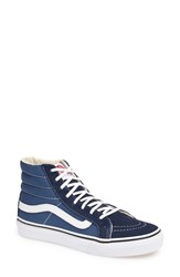 Vans Women's 'Sk8 Hi Slim' Sneaker Navy True White