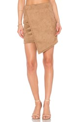 Donna Mizani Dakota Skirt Brown