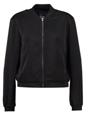 Evenandodd Bomber Jacket Black