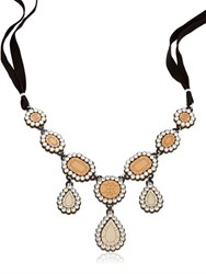 Yazbukey Gold Diamonds Necklace