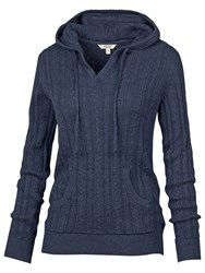 Fat Face Catherington Hoody Navy