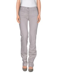 Roberto Cavalli Denim Pants Dove Grey