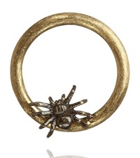 Annoushka Hoopla Spider Pendant Female Gold