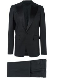 Dsquared2 Beverly Tuxedo Two Piece Suit Black