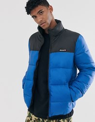 Element Primo Arctic Puffer Jacket In Blue