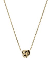 Fossil Necklaces Gold