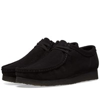 Clarks Originals Wallabee Black