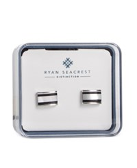 Ryan Seacrest Distinction Mother Of Pearl Cuff Links Multi