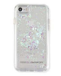 Rebecca Minkoff Waterfall Glitter Phone Case Multi Multi Pattern
