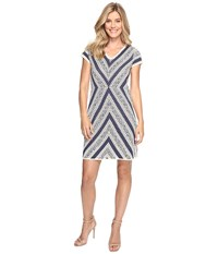 Nic Zoe Spanish Stripe Dress Multi Women's Dress