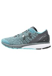 Under Armour Charged Bandit 2 Neutral Running Shoes Venetian Blue Rhino Gray