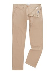 Barbour Men's Neuston Twill Trouser Stone