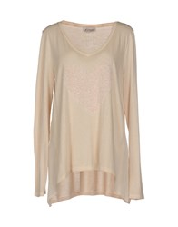Grace T Shirts Beige