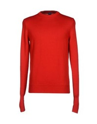 Fedeli Sweaters Red