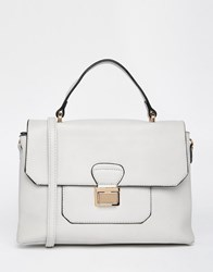 Liquorish Tote Bag White
