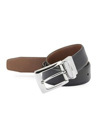 Tallia Orange Reversible Belt Black