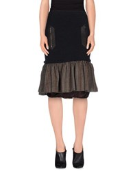 John Galliano Skirts 3 4 Length Skirts Women