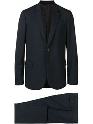 Paul Smith Ps Navy Two Piece Suit Blue