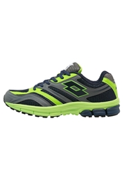Lotto Zenith V Cushioned Running Shoes Blue Pow Green