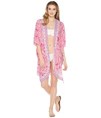Hatley Beach Wrap Pink St.Barts Clothing