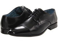 Giorgio Brutini 17564 Black Men's Lace Up Cap Toe Shoes
