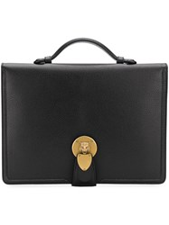 Gucci Top Handle Briefcase Black