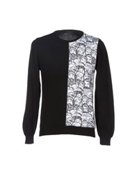 Frankie Morello Knitwear Jumpers Men Black