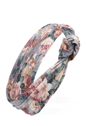 Forever 21 Knotted Floral Print Headwrap